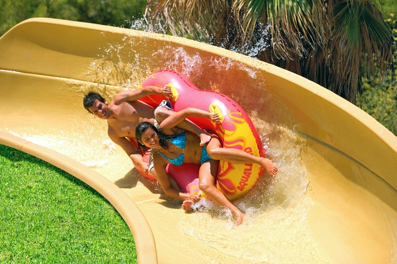 Water Parks in Majorca, Aqualand at S'Arenal © No Frills Excursions - Flickr Creative Commons