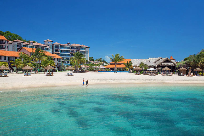 The welcoming waters off Sandals Grenada - photo courtesy of Sandals Resorts
