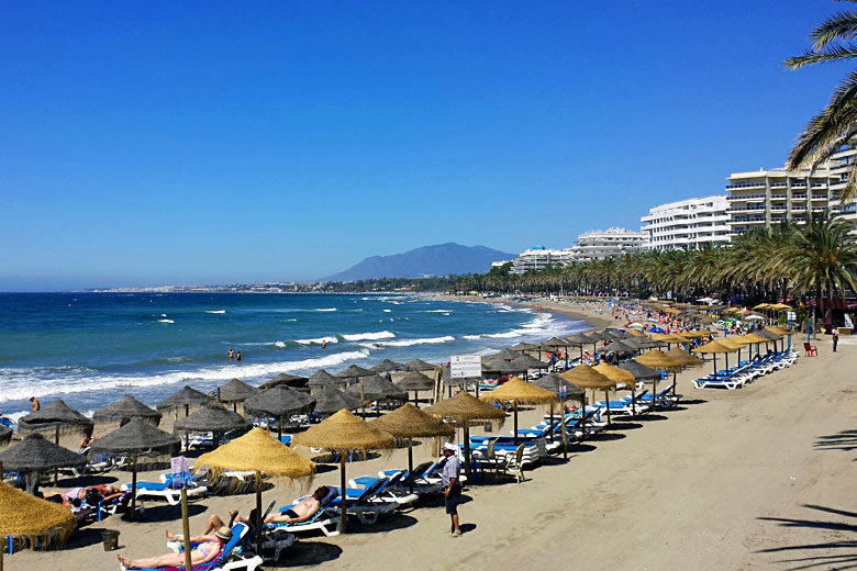Your resort guide to the Costa del Sol, Spain © big-ashb - Flickr Creative Commons