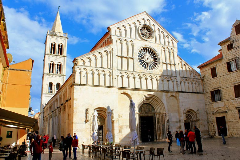 Zadar Cathedral © Terra Libera - Flickr Creative Commons