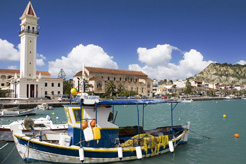 Zante sights: Beaches, museums and excursions