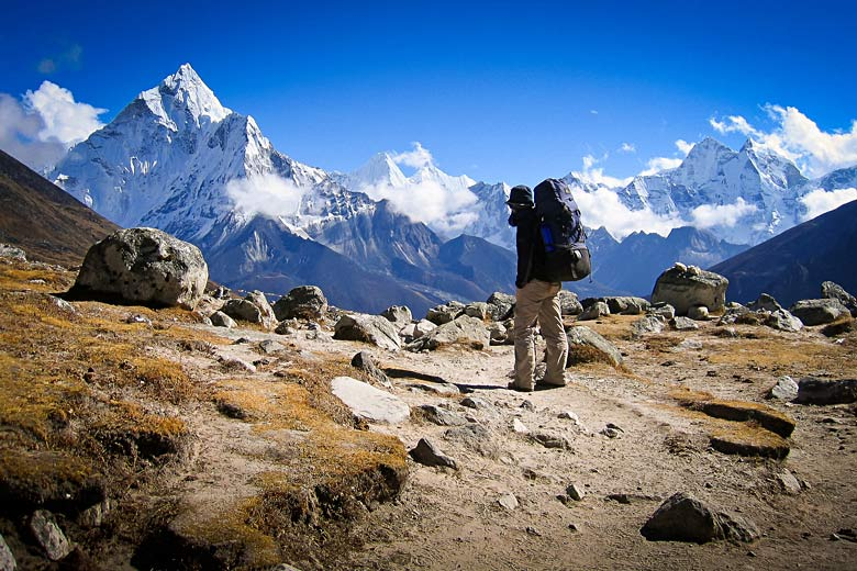 Adventure holidays & tours: The way to Everest, Nepal © James Armstrong - Flickr Creative Commons