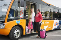 APH launches drive-through Covid-testing at Gatwick car park
