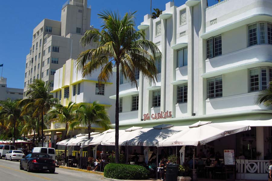 Art Deco Miami © Jasperdo - Flickr Creative Commons