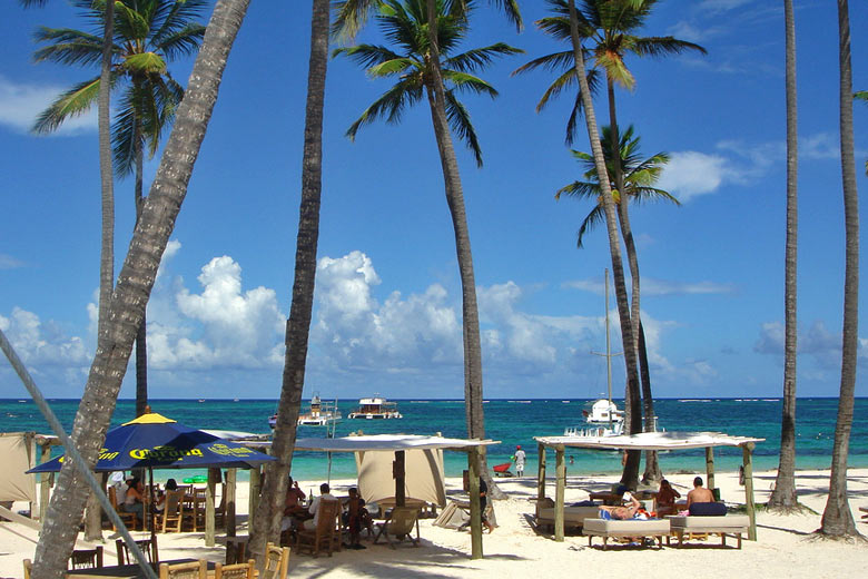 Punta Cana Beach, Dominican Republic © Daniel - Flickr Creative Commons