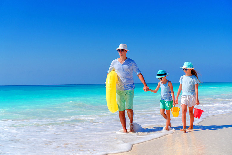 Best family destinations by weather & holiday type © Travnikov Studio - Fotolia.com