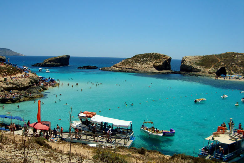 The Blue Lagoon, Comino © Viewingmalta.com
