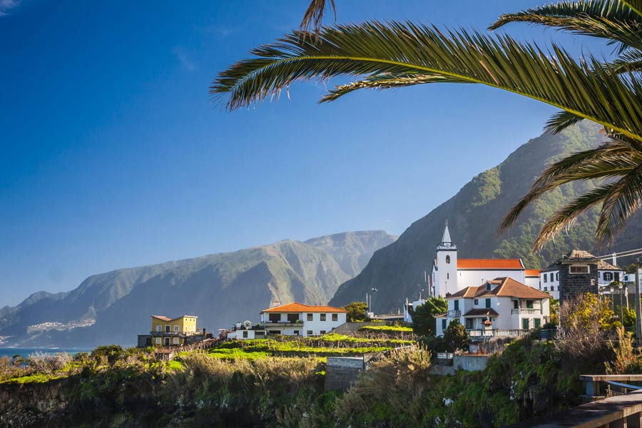 Cheap holidays to Madeira © anilah - Fotolia.com