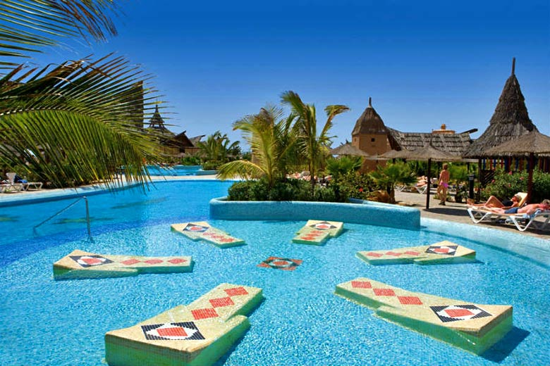 Sal Hotel Rio Funana Restaurants