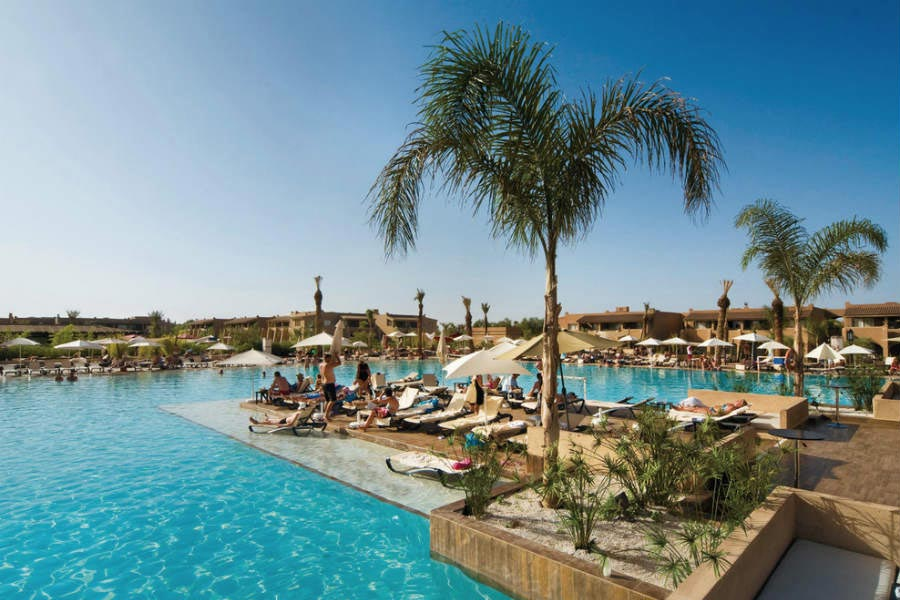 ClubHotel Riu Tikida Palmeraie, Marrakech - photo courtesy of RIU Hotels & Resorts