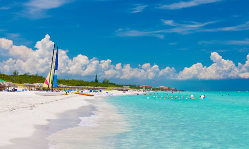 Cuba weather on the beach at Varadero © kmiragaya - Fotolia.com