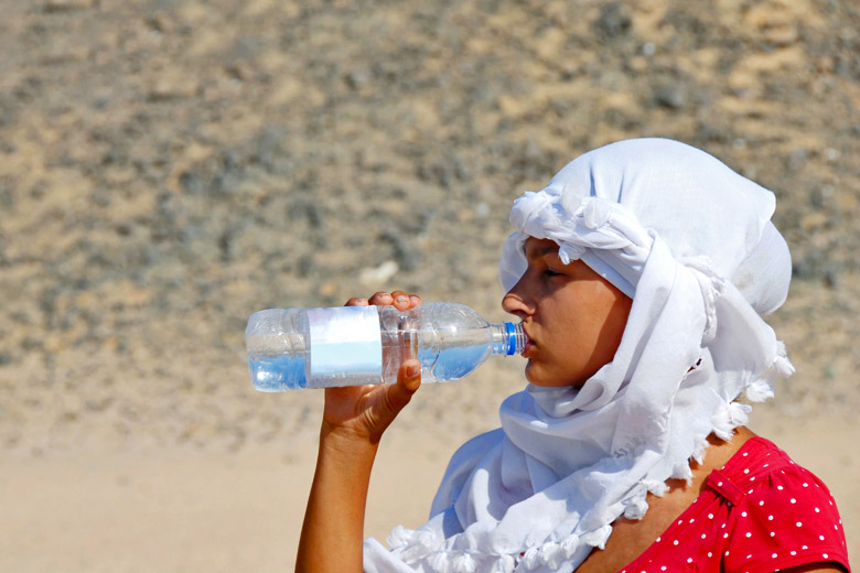 Remember to stay hydrated © Julija Sapic - Fotolia.com
