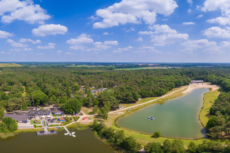 3 new Eurocamp parcs in the Netherlands including Bospark © Eurocamp