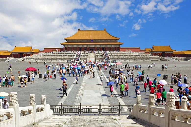 Discovering the Forbidden City in Beijing © Lapas77 - Fotolia.com