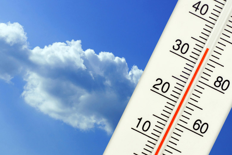 Our heat and humidity calculator shows how hot it feels © Pelfophoto - Dreamstime.com