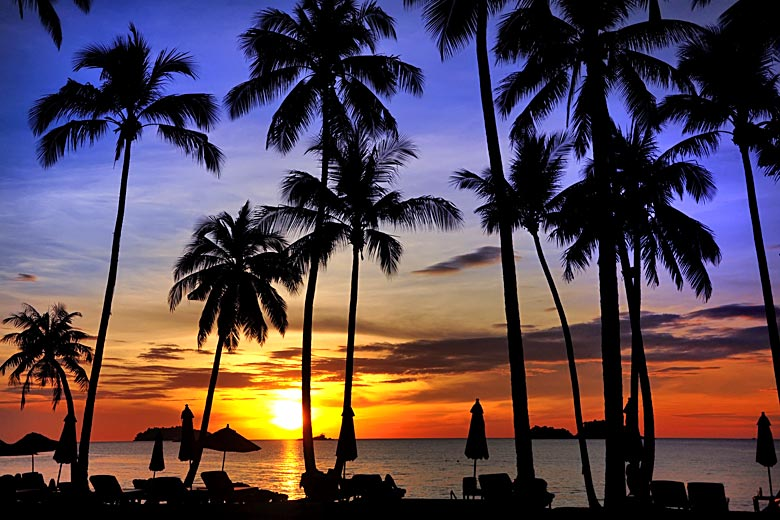Holiday weather forecast? Sunset over the Andaman Sea, Thailand © Vlad61_61 - Fotolia.com