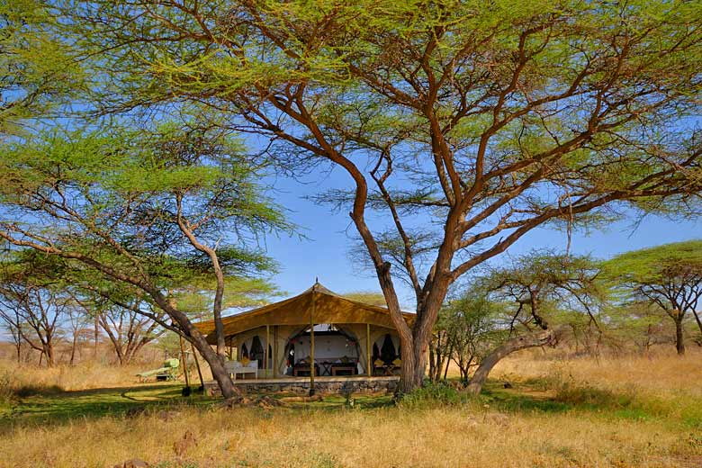 Honeymoon on safari in Kenya © Juergen Ritterbach - Alamy Stock Photo