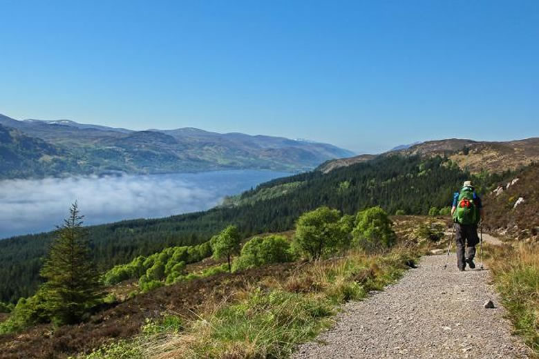 Hiking the Great Glen Way, Scotland with Intrepid in 2021 © Intrepid Travel