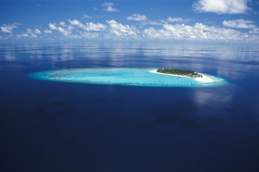 The Maldives - image courtesy of www.visitmaldives.com