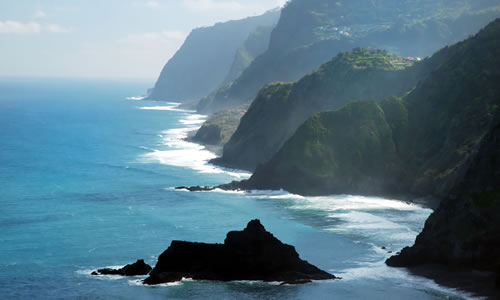 North coast of Madeira, Portugal © ultimathule