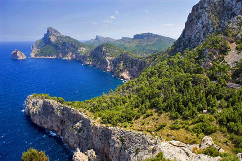 Majorca Weather over the Cap de Formentor © Rui Vale de Sousa - Fotolia.com