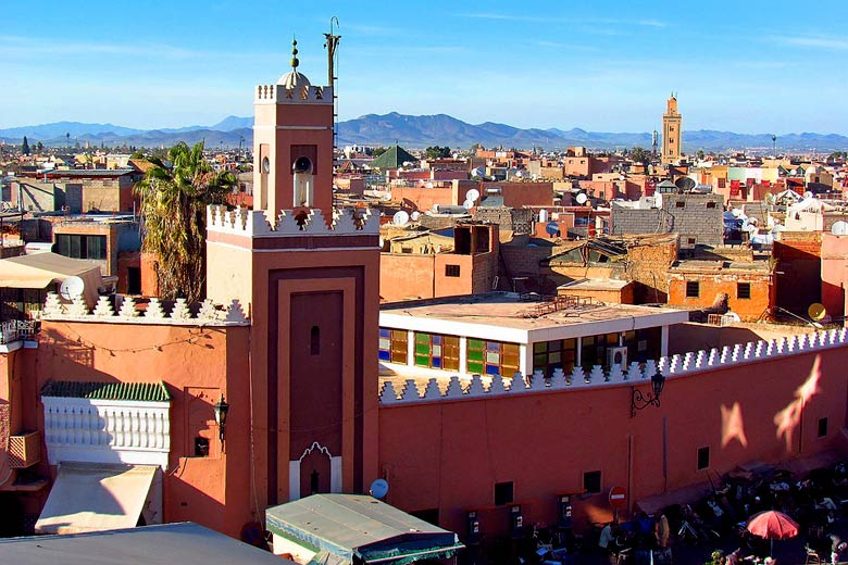 March is a great month to visit Marrakech - photo courtesy of Pixabay