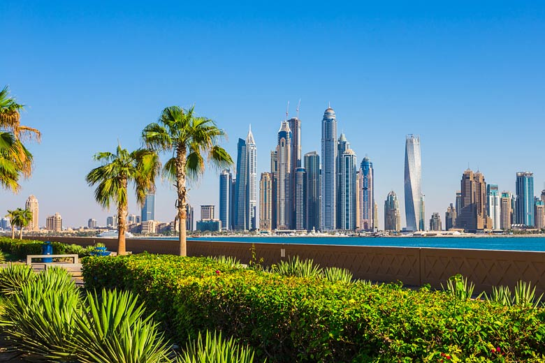 The Marina District of Dubai © Oleg Zhukov - Fotolia.com