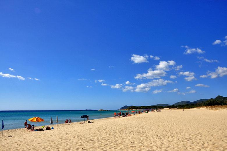 Weather Sunny Beach July