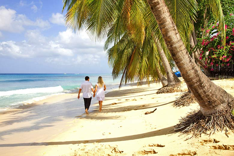 On the beach in Barbados, Caribbean © Boo Photography - Fotolia.com