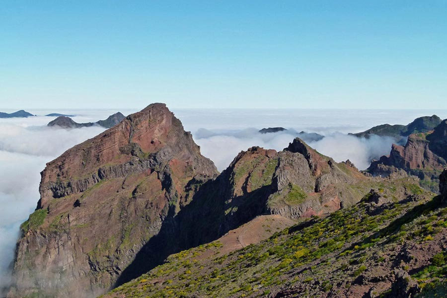 Pico do Arieiro, Madeira © penjelly - Flickr Creative Commons