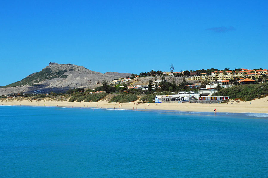 Porto Santo Beach © Andrei Dimofte - Flickr Creative Commons