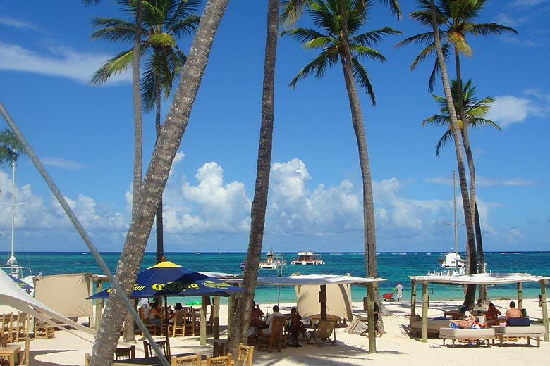 The beach at Punta Cana, Dominican Republic © Daniel - Flickr Creative Commons