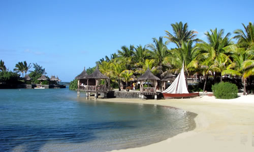 Resort in Mauritius © Myrtille MLB - Fotolia.com