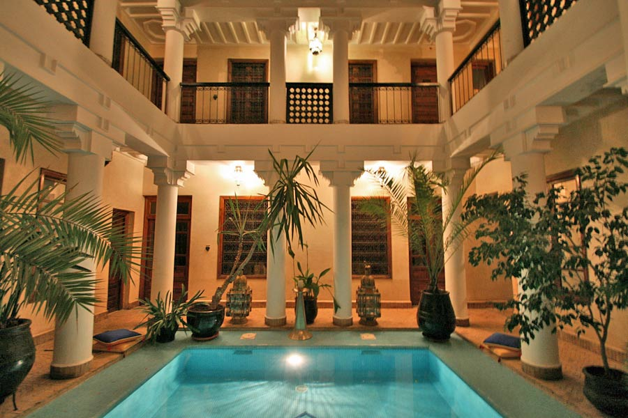 Riad Africa Marrakech © Nick Anstead - Flickr Creative Commons
