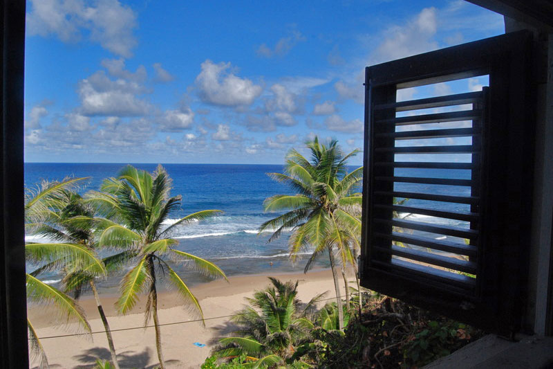 Room with a view, Barbados © cmrlee - Flickr Creative Commons