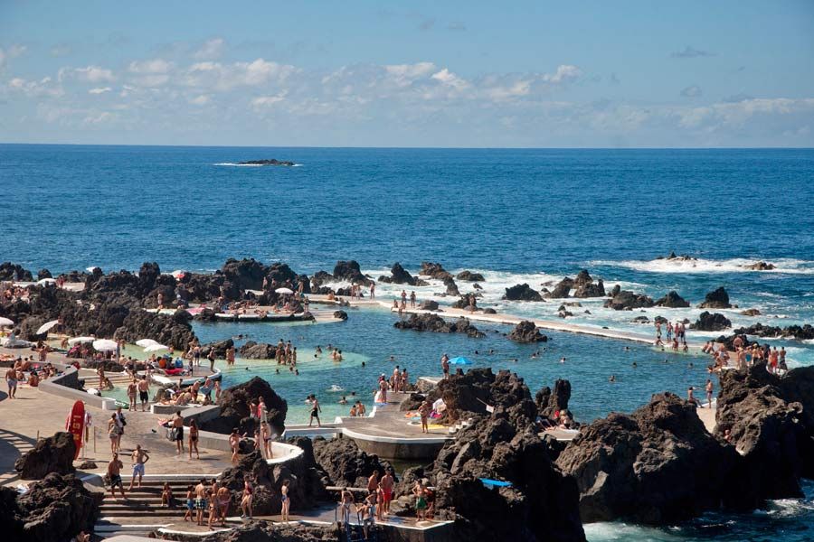 Seawater Lido, Porto Moniz © cudipeich - Flickr Creative Commons