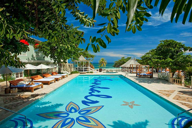 Serving up the best of Sandals - photo courtesy of Sandals Resorts International