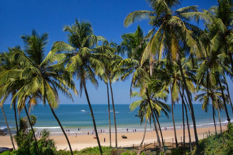 Sinquerim Beach, Goa © Prisma by Dukas Presseagentur GmbH - Alamy Stock Photo