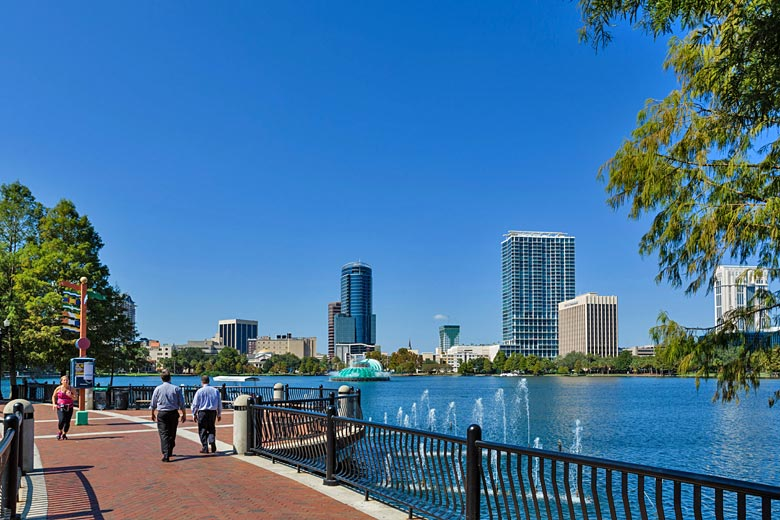 Sunny October day in Orlando, Florida © Ian Dagnall - Alamy Stock Photo
