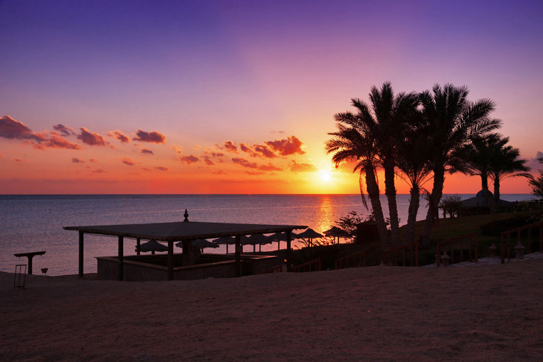 Sunrise over the Red Sea, Marsa Alam, Egypt © il-fede - Fotolia.com
