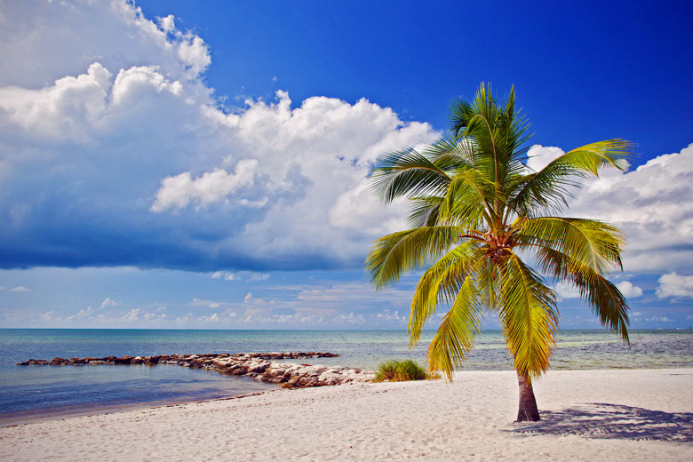 There's a lot of sunshine in Florida during the summer wet season © FotoMak - Fotolia.com