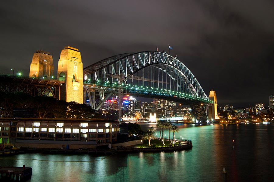 Sydney Harbour © Nigel Howe - Flickr Creative Commons