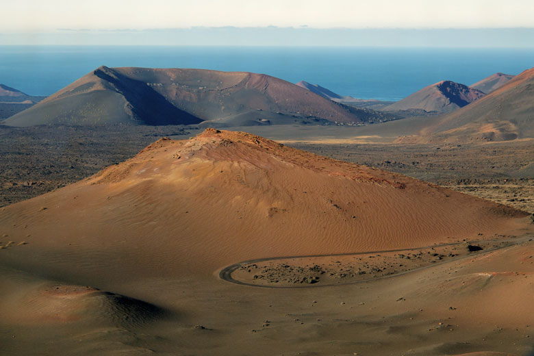 Timanfaya National Park, Lanzarote © kanbron - Flickr Creative Commons