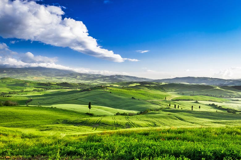 Tuscany in May © shaiith - Fotolia.com
