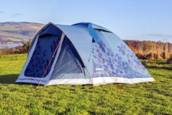 Vango & National Trust release eco-friendly camping range for Earth Day