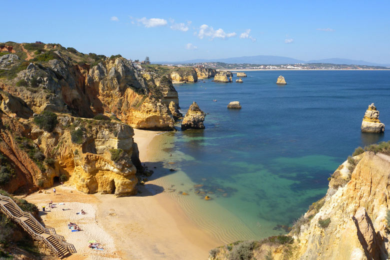 Weather in June - Algarve, Portugal © Jerome Bon - Flickr Creative Commons