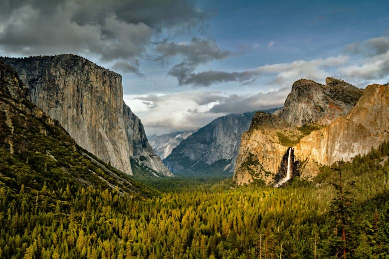 The beauty of Yosemite, California © eduard4us - Fotolia.com